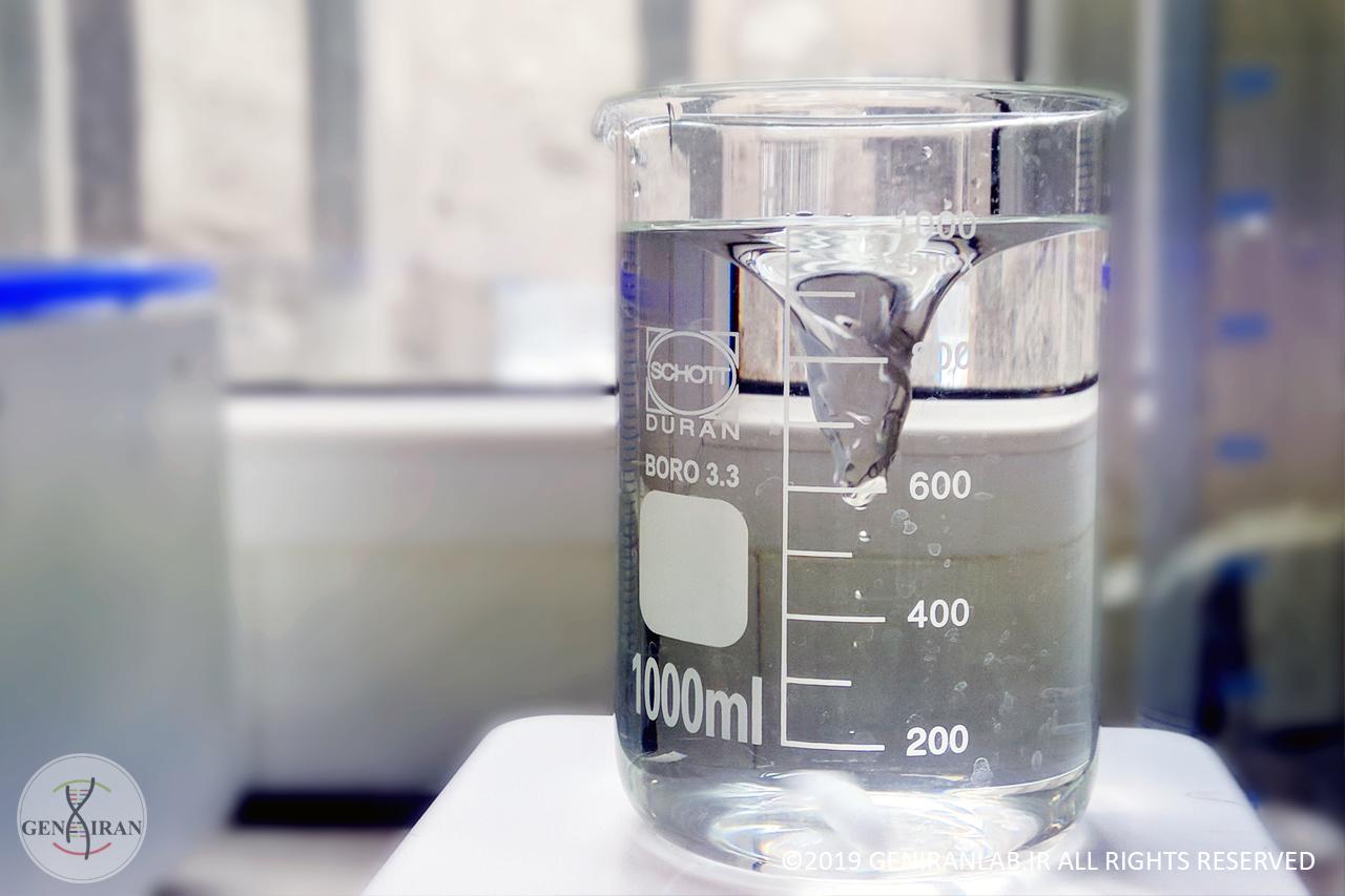 بشر آزمایشگاهی-مگنت استیرر